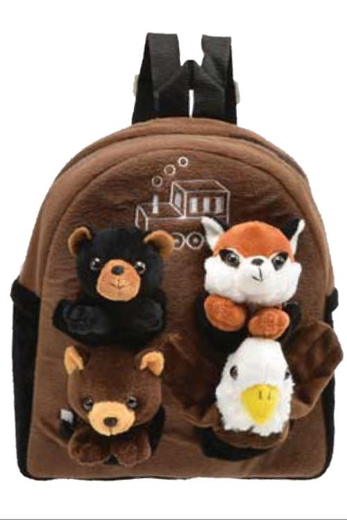 Adorable Woodland Backpack